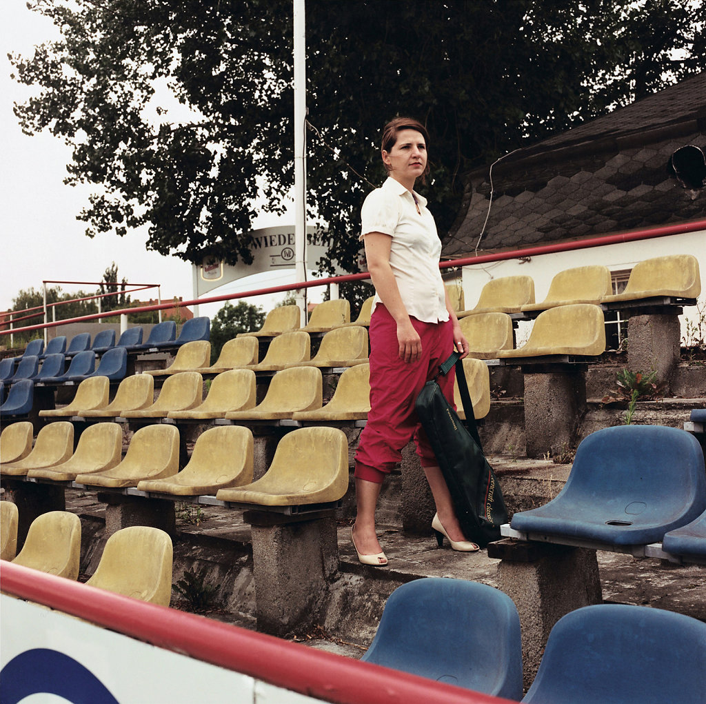 Arne Linde, gallery owner, »Sports-Club«, Leipzig (DE), 07/07