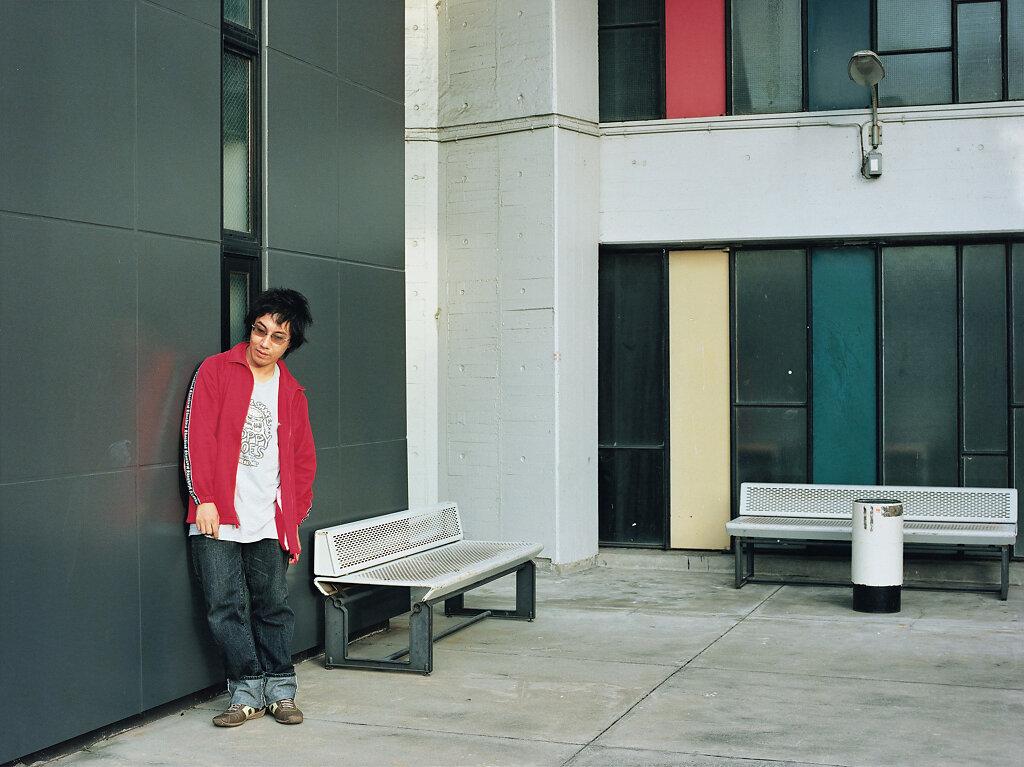 Osama Kanemura, photographer, Tokyo College for Photography, Yokohama (JP), 10/04